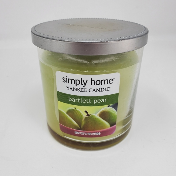 NEW Yankee Candle  Simply Home fragrance 7 Oz